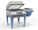 Masterline krimpmachine voor het krimpen en sealen van producten