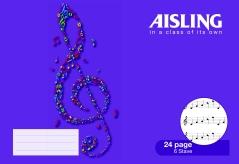Aisling Music Book