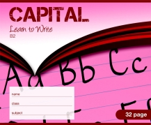 Capital Learn To Write Book
