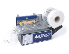 Airspeed Smart machine voor de productie van luchtkussenzakjes